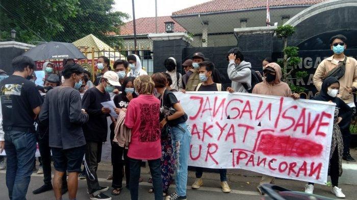 Sidang Sengketa Lahan Pancoran Buntu II, Warga dan Solidaritas Forum Pancoran Bersatu Nyatakan Sikap
