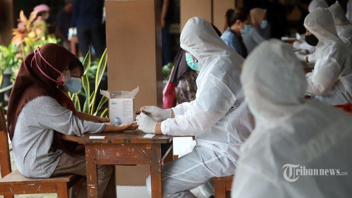 Polisi Tambah Empat Lokasi Rapid Test Covid-19 di Petamburan