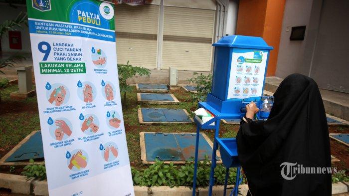 Semua Pihak Diajak Kampanyekan Cuci Tangan Pakai Sabun