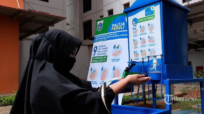 Sudin Pendidikan Jakarta Selatan Sosialisasikan 3M Lewat Materi Pembelajaran Jarak Jauh