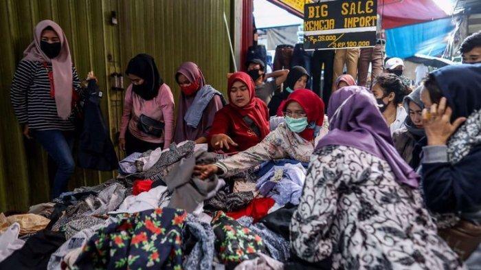 Kekecewaan Wali Kota Bogor Temukan Ibu-ibu Pakai Uang Bansos untuk Belanja Baju Lebaran