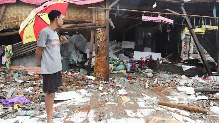 Tribunnews Kerja Sama ACT Buka Dompet Kemanusiaan untuk Korban Gempa Tsunami Selat Sunda