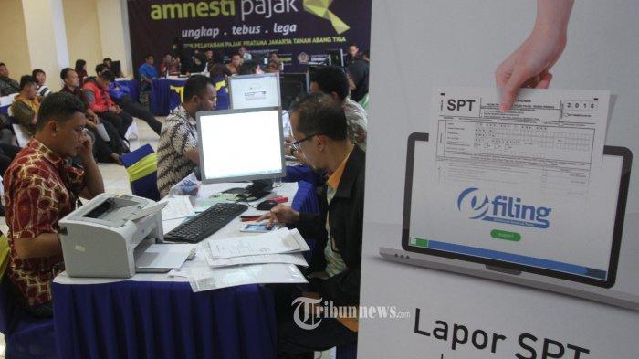 Kadin: Pengusaha Usul Ada Tax Amnesty Jilid II