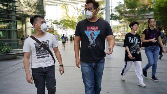 Hadapi Covid-19: Singapura Umumkan UU Larangan Nongkrong, Pelanggar Didenda Puluhan Ribu Dollar