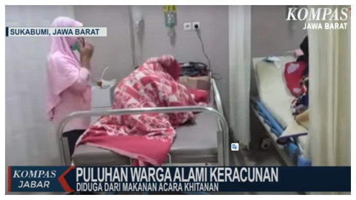 26 Warga Sukabumi Keracunan, Penyebabnya Diduga gara-gara Hidangan Hajatan