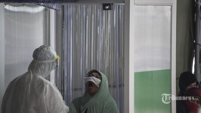 Update Pertambahan Virus Corona Indonesia, Jadi 12.071 Pasien Positif Bertambah 484 Kasus Baru