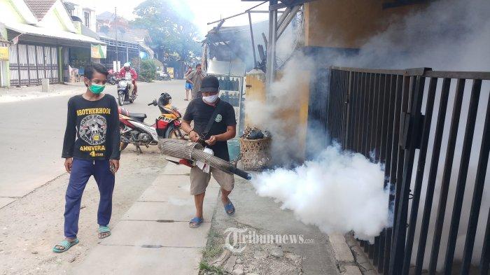 Waspadai DBD, Tampungan Air Berpotensi Jadi Sarang Nyamuk
