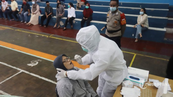 Batas Harga Tertinggi Rapid Test Antigen di Pulau Jawa Rp 250 Ribu dan Luar Jawa Rp 275 Ribu