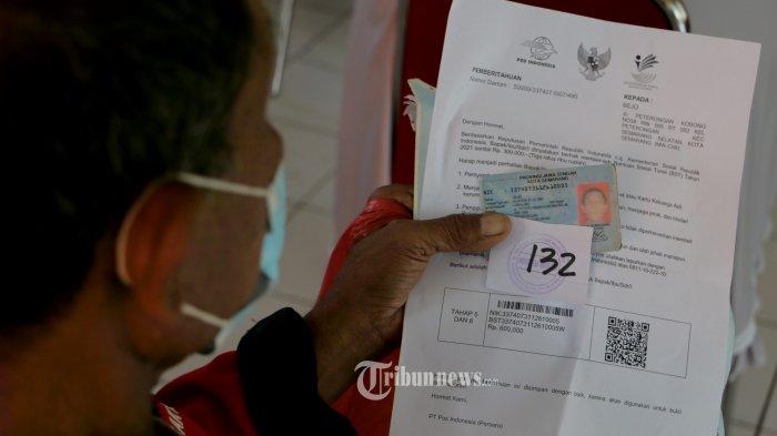 Cara Cairkan Bansos Tunai Rp 600 Ribu di Kantor Pos, Bawa KTP, Tolak Bila Ada Potongan
