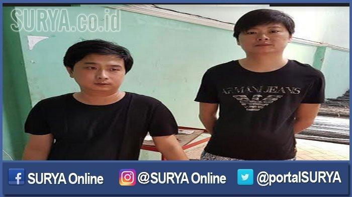 Warga Tiongkok Jadi Buruh Toko Bangunan Mengaku Anak Pemilik Pabrik Baja di Surabaya