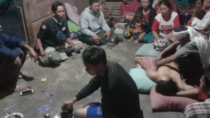 Gajah yang Digiring Berbalik Arah, Dua Warga Lampung Terinjak dan Alami Luka-luka Serius
