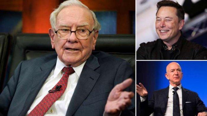 Warren Buffett Masuk Jajaran Orang Terkaya di Dunia, Kekayaannya Tembus ke Angka Rp 1.436 Triliun