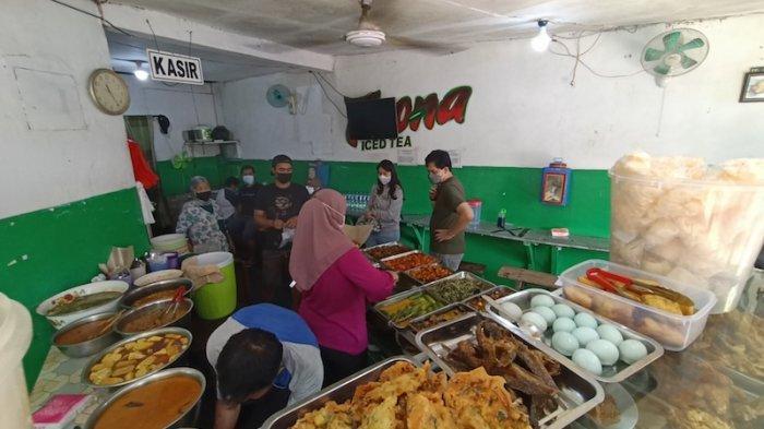 Sempat Anjlok 80 Persen, Warteg 21 Kembali Menerima Pengunjung untuk Makan di Tempat 20 Menit