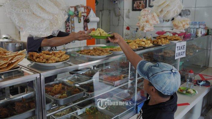 Aturan Makan di Tempat Dibatasi 20 Menit, Disebut Menambah Repot Pedagang hingga Sulit Diawasi