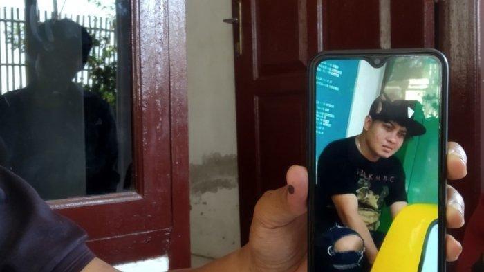 Wartono, warga asal Kabupaten Cirebon yang menjadi korban jembatan runtuh di Taiwan. Tribun Jabar/Hakim Baihaqi