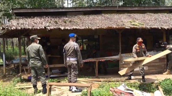 Warung Kopi Jadi Sarang Prostitusi, Lokasi Tak Jauh dari Mapolres Banyuasin, Ditemukan Kondom Bekas
