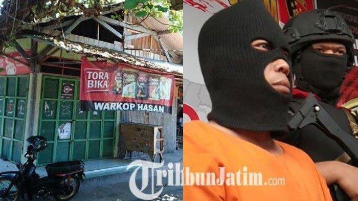 Warung Milik 'Siti' Jadi Saksi Bisu Aksi Pemangsa Remaja Sejenis di Tulungagung, Lihat Nasib Pelaku