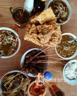 Warung Soto Ayam Pak Trimo, Magelang