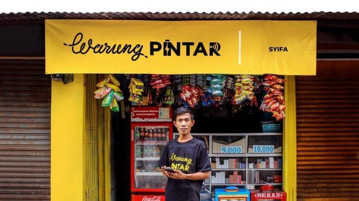 Digitalisasi Sistem Distribusi di Ekosistem Warung dan Toko Kelontong