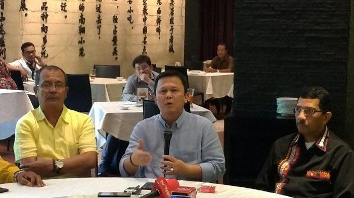 Viktus Murin Soroti Adanya Dukung Mendukung Dalam Rapimnas Partai Golkar