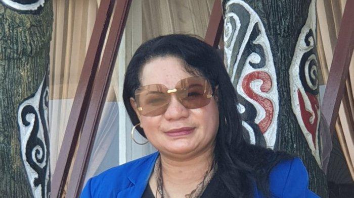 Wasekjen DPP Partai Amanat Nasional (PAN), Rosaline Irene Rumaseuw.