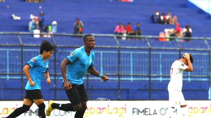 Didepak Persela, Striker Ini Jadi Pahlawan Klub Malaysia