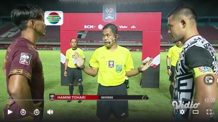 Sosok Hamim Tohari, Pengadil Lapangan PSM vs Persija, Wasit Lisensi FIFA yang Loyal Keluarkan Kartu
