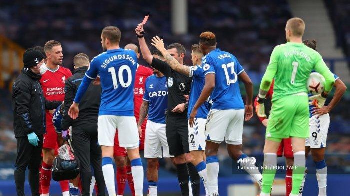 LINK Live Streaming Liverpool vs Everton Liga Inggris Malam Ini, Kick Off Pukul 00.30 WIB