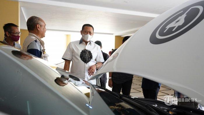 Ketua MPR Bamsoet dan Obsesi Mobil Listrik (2-Habis): dari Jakarta ke Bali Hanya Perlu Rp 250 Ribu