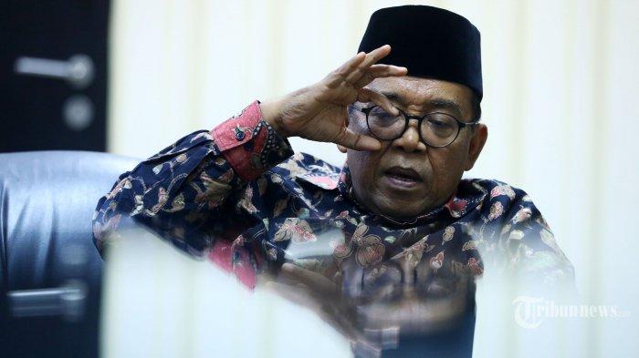 Jubir Sebut Wapres Maruf SudahRembukan dengan Presiden Soal Isu Reshuffle Kabinet