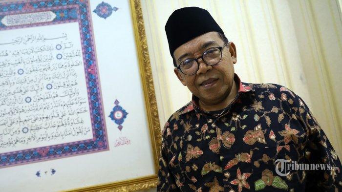 Juru Bicara Wakil Presiden Ma'ruf Amin, Masduki Baidlowi