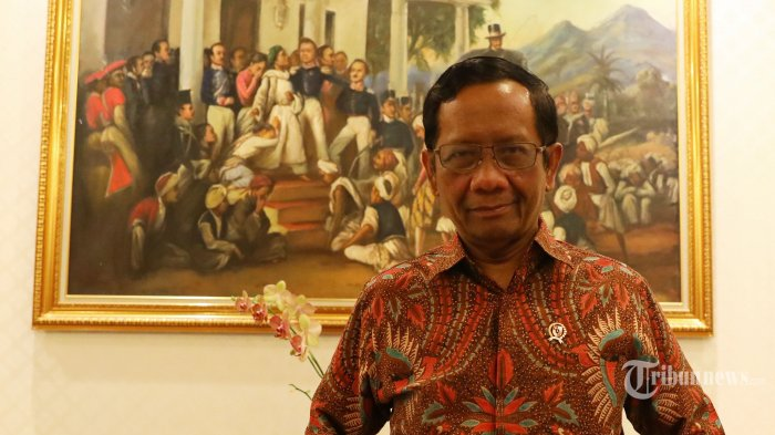 Mahfud MD Sebut Reuni Akbar 212 adalah Hak Warga Negara Indonesia: Yang Penting Tertib