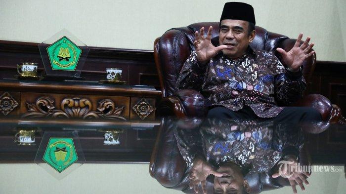 Kata Menag Fachrul Razi soal WNI yang Batal Umrah: Pasti Akan Diberangkatkan Setelah Ada Kepastian