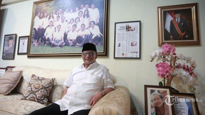Sidarto Danusubroto dan Nasihat untuk Jokowi (1): Tak Percaya Ramalan Pelengseran Presiden Tahun Ini