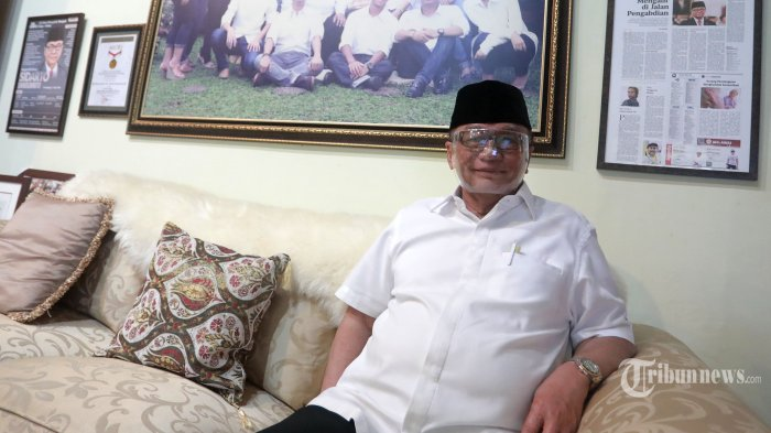 Sidarto Danusubroto dan Nasihat untuk Jokowi: Salut, Presiden Calonkan Komjen Listyo Jadi Kapolri