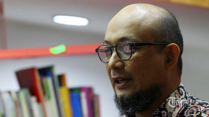 Novel Baswedan Ogah Tanggapi Pelaporan Dirinya karena Komentari Wafatnya Ustaz Maheer: Itu Aneh
