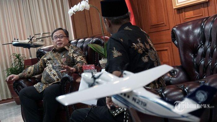 Cerita Kedekatan Menristek Bambang Brodjonegoro dengan Presiden: Saya Tak Kesulitan Bertemu Jokowi