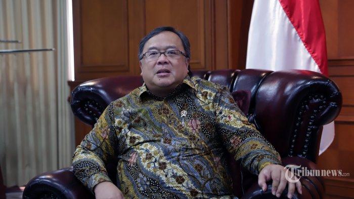 Bambang Brodjonegoro Ikut Sibuk Perangi Covid-19: Rapid Test Produk Indonesia Akurasinya 90 Persen