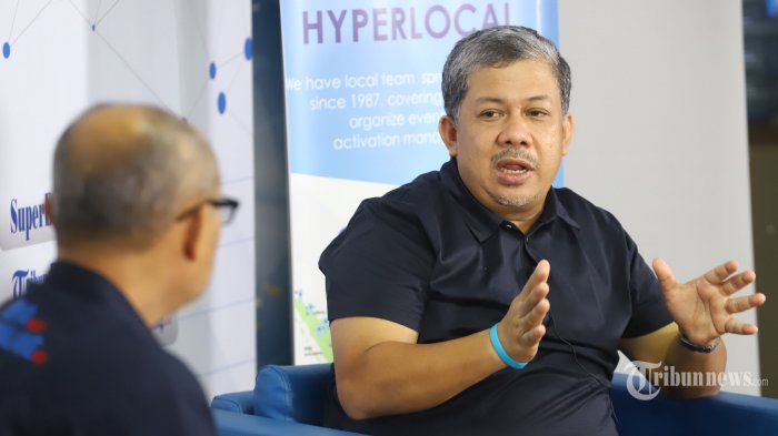 Polemik TWK, Fahri Hamzah Ungkap Telepon Pimpinan KPK saat Budi Gunawan Ditetapkan Jadi Tersangka