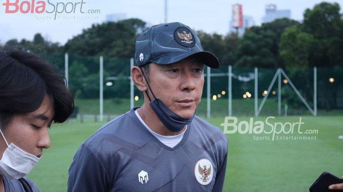 Shin Tae-yong Ingin Pemain Timnas Indonesia U-23 Menang di Setiap Pertandingan