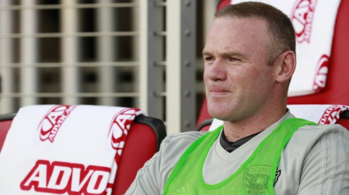 RESMI Derby County Tunjuk Wayne Rooney sebagai Pemain Sekaligus Pelatih