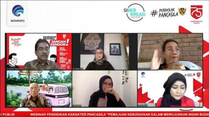 Widodo Muktiyo: Jika Menerima Informasi yang Tidak Benar Segera Laporkan ke Kominfo
