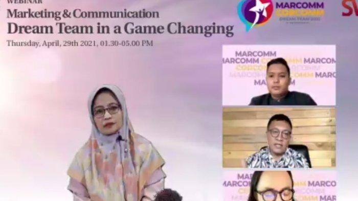Asuransi Astra dan Telkom Juarai Indonesia MarComm & CorComm Dream Team 2021