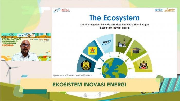 Kebutuhan Energi Terus Meningkat, Ini Sederet Inovasi BPPT untuk Pengembangan EBT di Indonesia