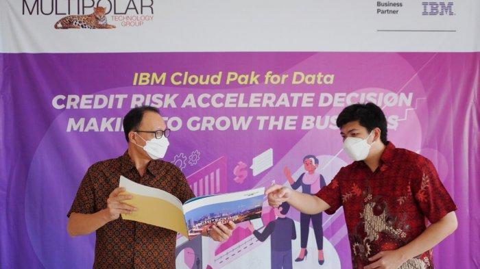 Multipolar Technology Tawarkan Solusi Analisa Risiko Kredit Lewat IBM Cloud Pak for Data
