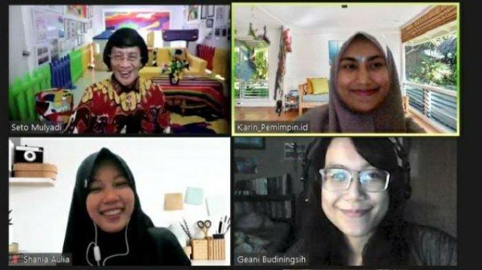Gelar Webinar 'Nanti Kita Cerita Tentang Perempuan dan Anak', Kemen PPPA Promosikan Nilai Keluarga
