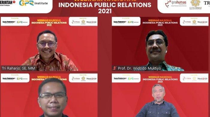Public Relations Jadi Jembatan Komunikasi Instansi dengan Masyarakat