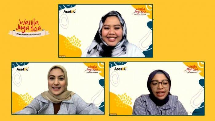 Najla Bisyir: Setiap Perempuan Punya Potensi Kita Harus Sadar Menggembangkannya