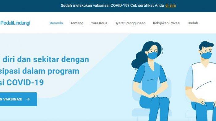 Cara Daftar Vaksin Covid-19 Secara Online Lewat PeduliLindungi dan Loket.com