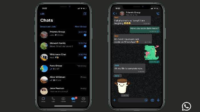 Whatsapp Dark Mode Kini Tersedia di iOS dan Android, Ini Cara Mengaktifkannya (theverge.com)